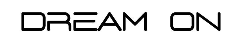 Dream On logo - Latin music cover band